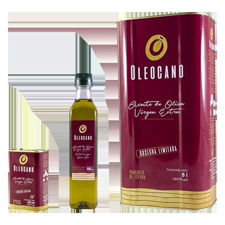 Oleocano - Aceite de oliva virgen extra